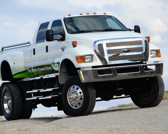 GDiesel® powered F650